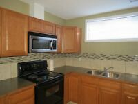 Furnished Basement Suite in Coventry Hills