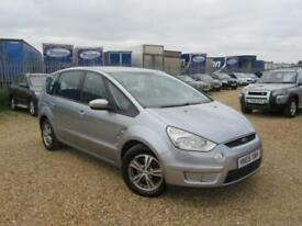 Ford S-MAX 1.8TDCi ( 125ps ) 6sp 2008.5MY Zetec