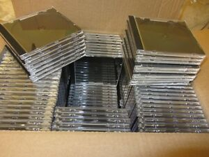 50 All Clear Standard plastic CD / DVD / CD ROM Jewel Cases Gatineau Ottawa / Gatineau Area image 3