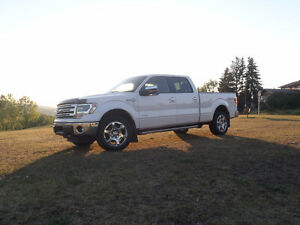 2014 Ford F-150 Pickup Truck - King Ranch