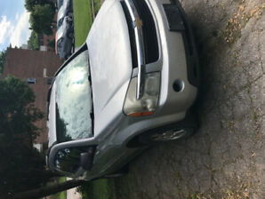 2009 Chevy Equinox-LS 4 door front wheel drive 3.4 L engine.
