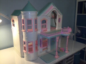 Barbie - Maison Victorienne Vintage - Victorian Dream house