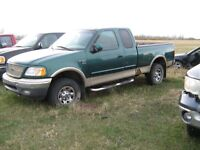 97-03 Ford F150 body parts for sale take a look