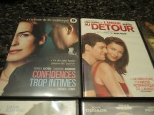 12 DVD à vendre $3.00 chaque Gatineau Ottawa / Gatineau Area image 2