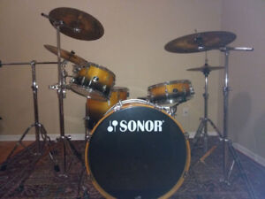 Drum Sonor Force 2000