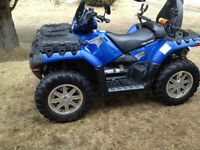 Polaris 850 touring 2012