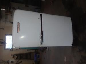Retro fridge  for the man cave