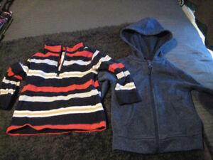 Vêtements garcons 3-4 ans