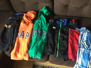 Boys lot size small 6/7