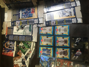 Hockey cards and collectible