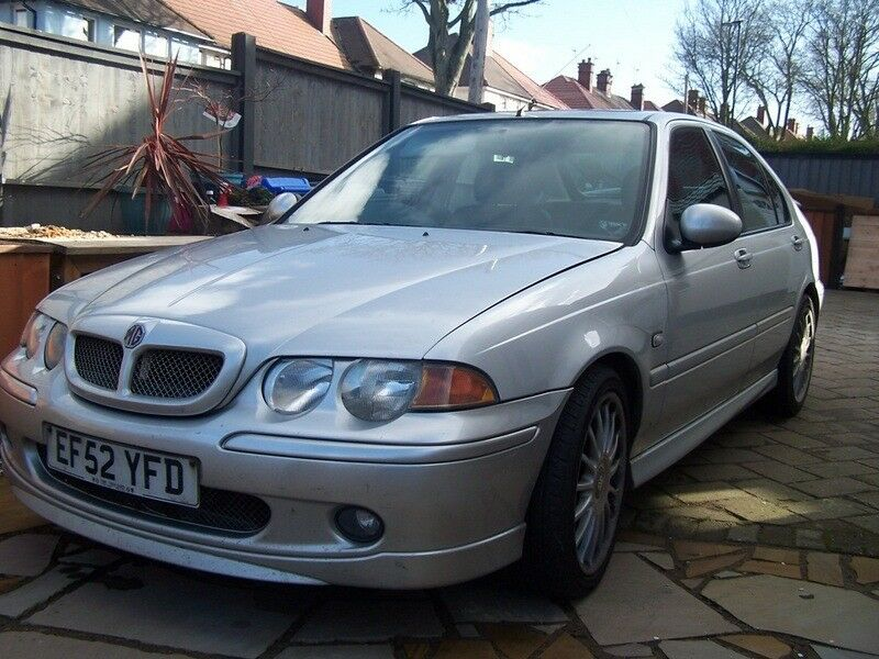 MG ZS Sports Saloon AUTOMATIC Really Nice Car Mot Th June - Really nice sports cars
