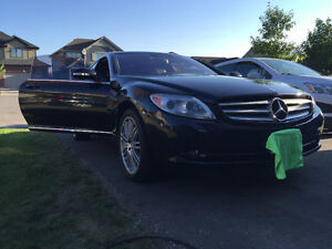 2009 Mercedes-Benz Cl-550 4matic Coupe