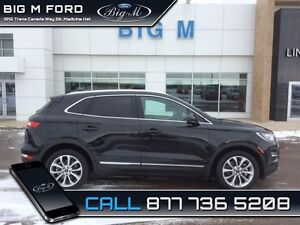 2015 Lincoln MKC SELECT   -  NAVIGATION - $241.03 B/W - Low Mile