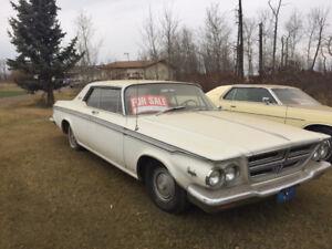1964 Chrysler 300 2-Door Hardtop
