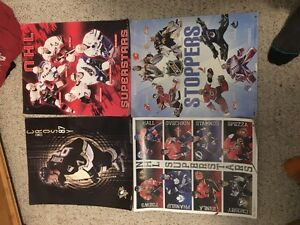 Soccer poster and hockey collection  Kitchener / Waterloo Kitchener Area image 2