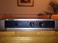 Yamaha P2500S 2x390-Watt Dual-Channel Power Amp