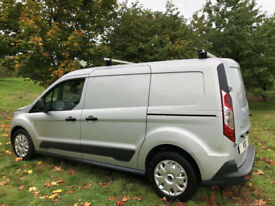 2014 64 Ford Transit Connect 1.6TDCi ( 95PS ) 210 L2 Trend LWB - NO VAT TO PAY