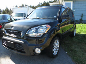2012 KIA SOUL 2U 6-Spd Manual