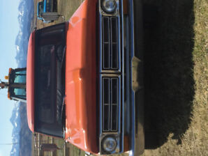 1972 f100 ford