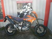 Yamaha XT660X 2007 FSH XT 660 X Supermoto DRZ R Super Moto Dual Sport 600