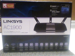 Linksys Dual Band Gaming Router