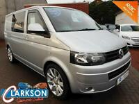 2012 Volkwagen Transporter T30 180ps 4 Motion Camper