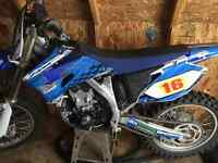 2009 YZF450 Dirtbike with Rekluse Clutch+++