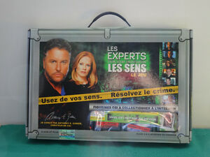 CSI Les experts, Les Sens game    FRENCH