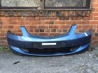 Honda Civic type s R EP3 facelift 2003 2004 2005 genuine front bumper for sale