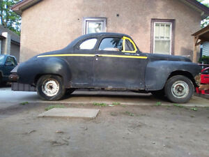 1948 Dodge Coupe .. make an offer before it gets restored!!!!