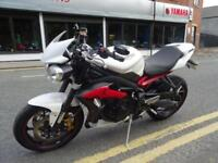2017 17 Reg Triumph Street Triple R Just one owner extras fitted