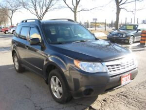 2013 Subaru Forester, OFFER ENDS APR 26th, Auto, Clean
