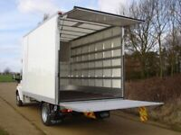 24 HOUR CHEAP URGENT MAN & VAN HOUSE OFFICE MOVERS MOVE REMOVAL VAN SERVICE