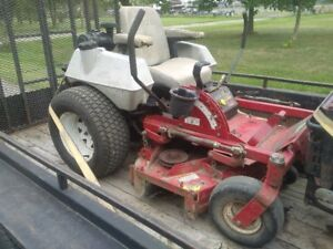 "48""  Exmark Z-turn Ride On lawn mower"