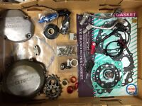 CR/CRF/YZF parts can ship