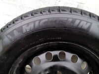 Awesome set of Michelin Latitude X-Ice winter tires