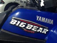 2008 Yamaha Big Bear 400