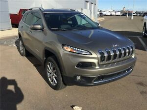 2018 Jeep Cherokee LIMITED!! V6 4X4 RALLYE SPECIAL SAVE $10,000!