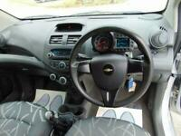 2013 Chevrolet Spark 1.0 LS 5d 67 BHP Hatchback Petrol Manual