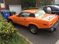 TR7 Coupe 1977