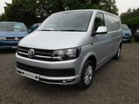 2017 67 VOLKSWAGEN TRANSPORTER T30 HIGHLINE 150 BLUEMOTION EURO 6 DIESEL