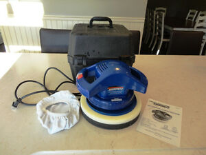 "Like New Simoniz 10"" Random Orbit Car Polisher Waxer Kitchener / Waterloo Kitchener Area image 1"