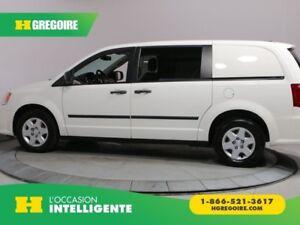 """2012 Dodge Cargo Van 119"""" CARGO A/C GR ELECT"""