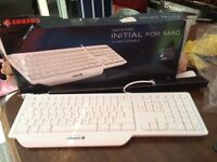 Brand new corded keyboard for Mac