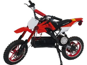 Mini Pithog - Electric 1000W Dirt Bike!