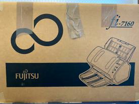Fujitsu Fi-7160 paperstream printer/scanner