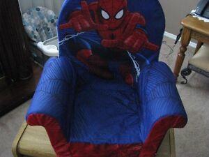 Spiderman Kids Chair