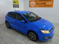 2016.Volkswagen Polo 1.2 TSI 90bhp Match***BUY FOR ONLY £52 PER WEEK***