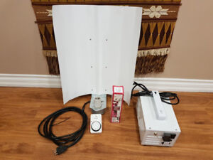HPS Grow light package with Magnetic Ballast