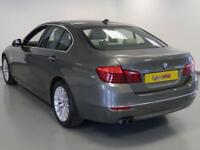 2014 BMW 5 Series 520d Luxury 4dr Step Auto Diesel grey Automatic